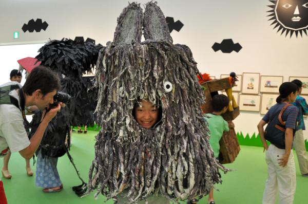 【展示会レポート】『こどもと美術を楽しみたい! キラキラ、ざわざわ、ハラハラ展』に行ってきました。