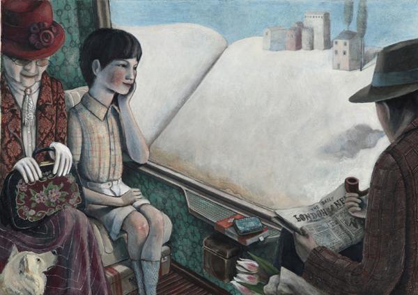 アンナ・フォルラーティ(イタリア)「マリクの本」