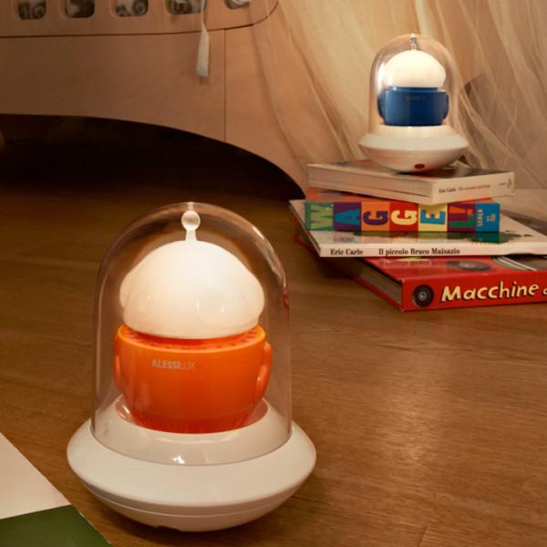 ※写真はUFOを含めたAlessiLuxのランプです。