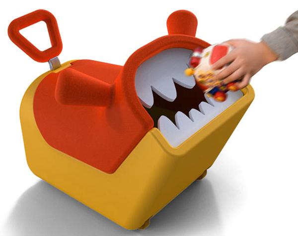 おもちゃを食べちゃうモンスター!『Toy Guardian』