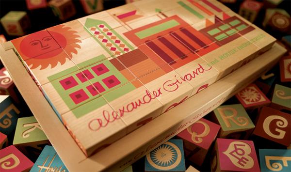 アレキサンダー・ジラルドのブロックセット