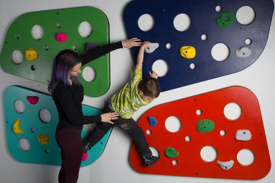 出典:Discovery Climbing Panel .  ELDORADO CLIMBING WALLS