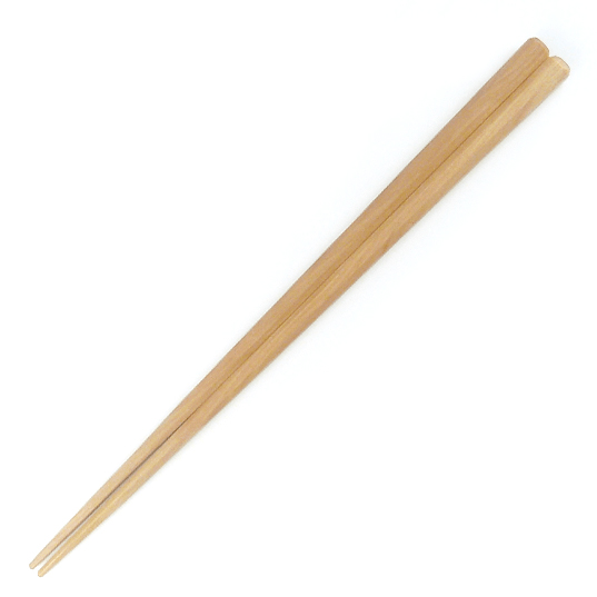 箸は食べ物です。口に入れるモノにはこだわりたい『兵左衛門の箸』