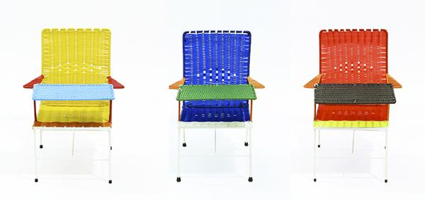 イタリア発『MARNI 100 chairs』のキッズライン