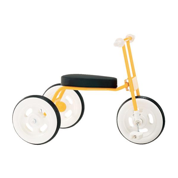 無印良品の名作『三輪車』が復刻で登場