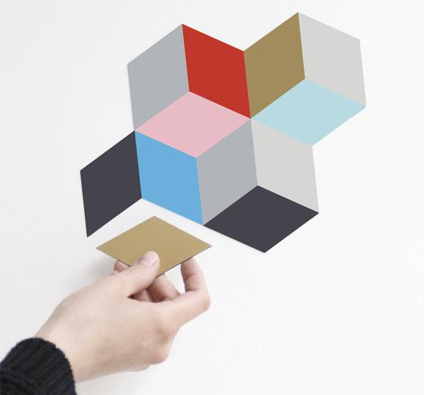 ドイツ発のカラフルなマグネット『Snug Magnets』