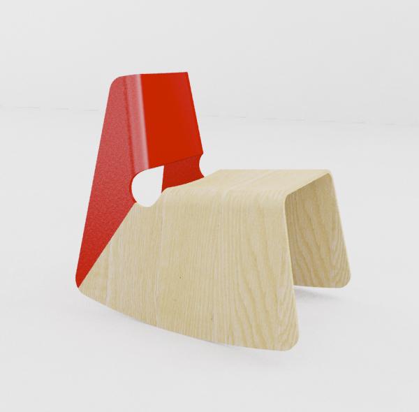 絶妙なコンビネーションの『Together Chair』