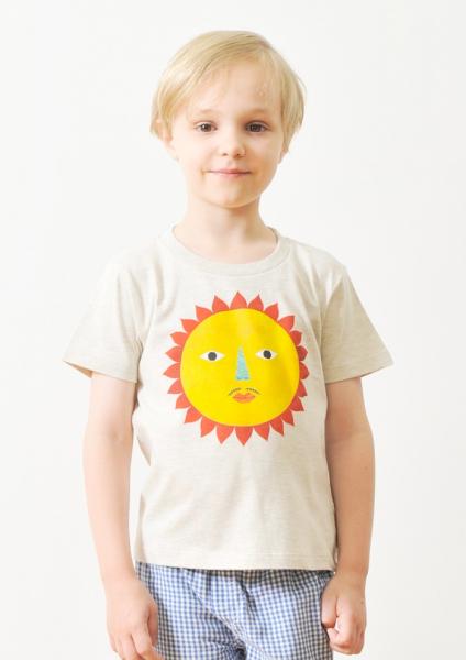 かおノートでお馴染みのtupera tuperaワールド全開のTシャツがグラニフより販売中です